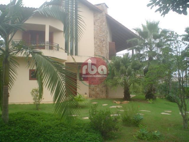 casa residencial à venda, condomínio vale do lago, sorocaba. - ca0559
