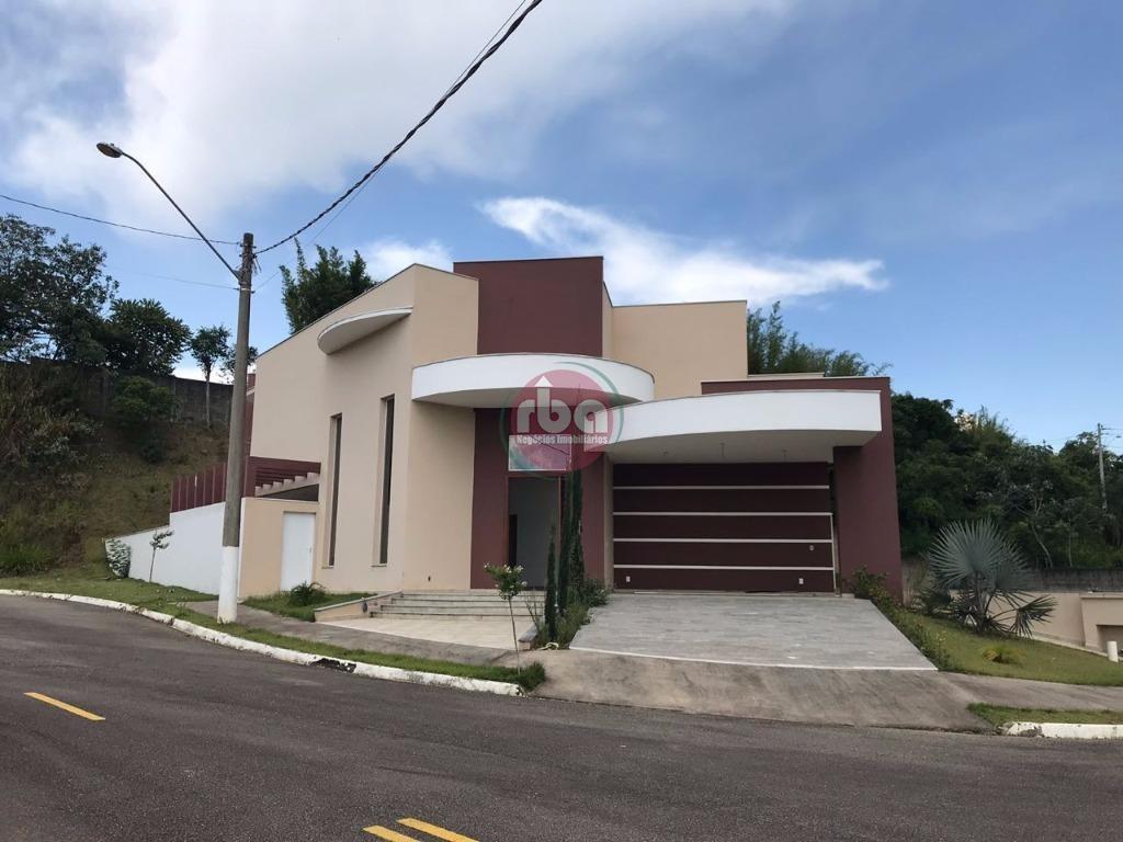 casa residencial à venda, condomínio via réggio, sorocaba. - ca1126