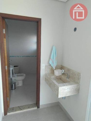 casa residencial à venda, condomínio villa real de bragança, bragança paulista - ca1673. - ca1673