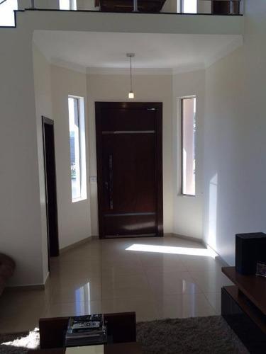 casa residencial à venda, condomínio village damha mirassol i, mirassol. - ca0792