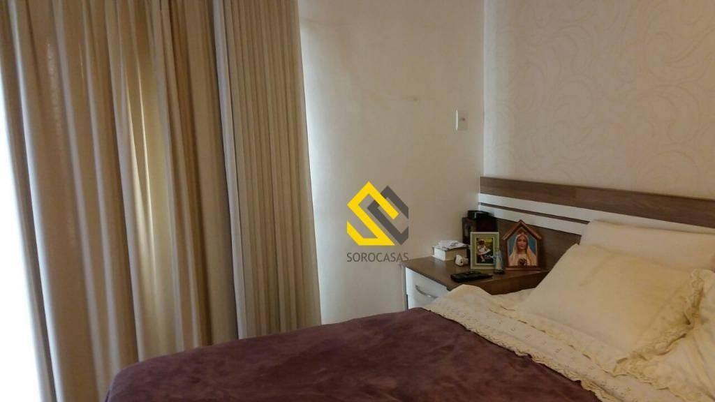 casa residencial à venda, condomínio village salermo, sorocaba. - ca1050