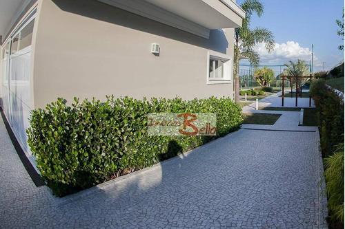 casa residencial à venda, condomínio villagio paradiso, itatiba. - ca1000