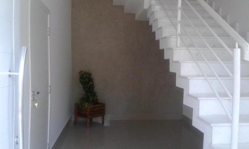 casa residencial à venda, condomínio ville de france, itatiba. - ca0889