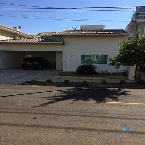 casa residencial à venda, condomínio vivenda das cerejeiras, valinhos. - ca0031