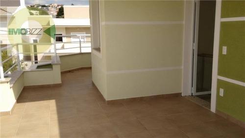 casa residencial à venda, condomínio vivenda das cerejeiras, valinhos. - ca1574