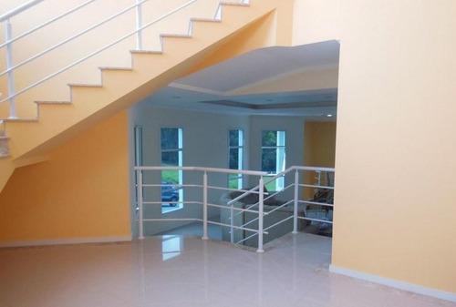 casa residencial à venda, condomínio zurich dorf, valinhos. - ca1188
