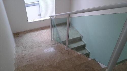 casa residencial à venda, condomínio zurich dorf, valinhos. - ca1201