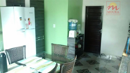 casa residencial à venda, congós, macapá. - ca0230