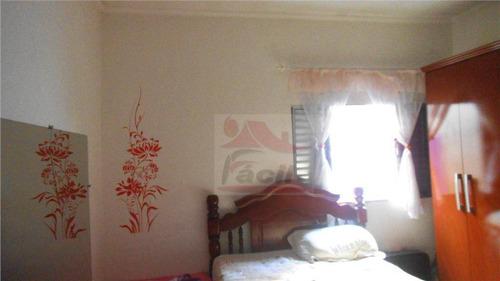 casa residencial à venda, conjunto habitacional a e carvalho, são paulo. - ca0148