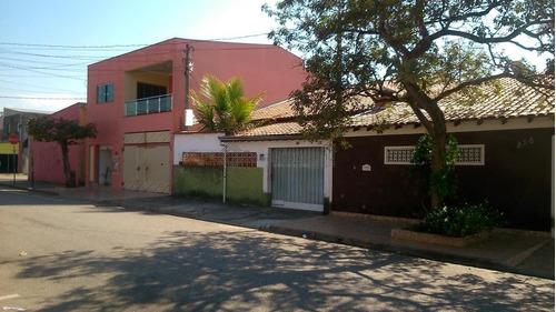 casa residencial à venda, conjunto habitacional júlio de mesquita filho, sorocaba. - ca5717