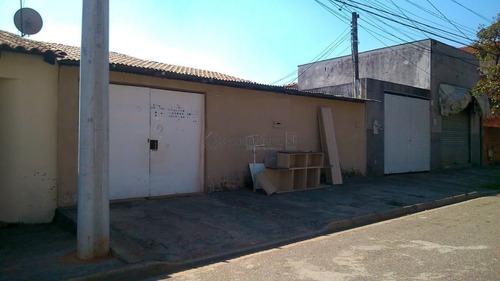 casa residencial à venda, conjunto habitacional júlio de mesquita filho, sorocaba. - ca5732