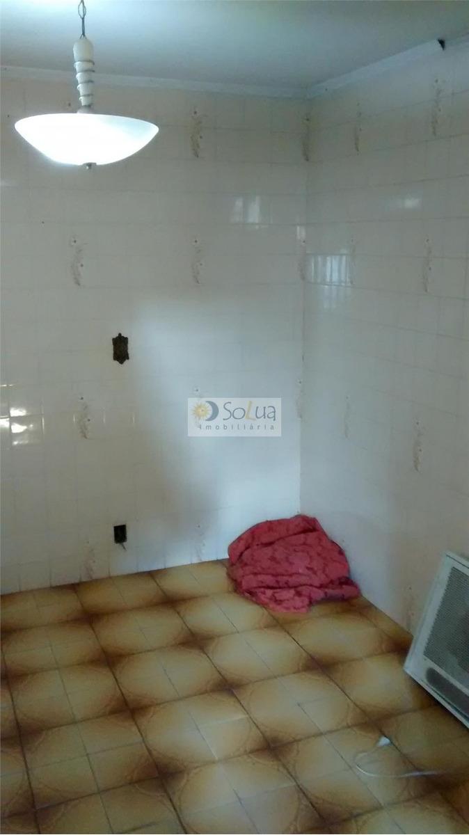 casa residencial à venda, conjunto habitacional padre anchieta, campinas. - ca0315