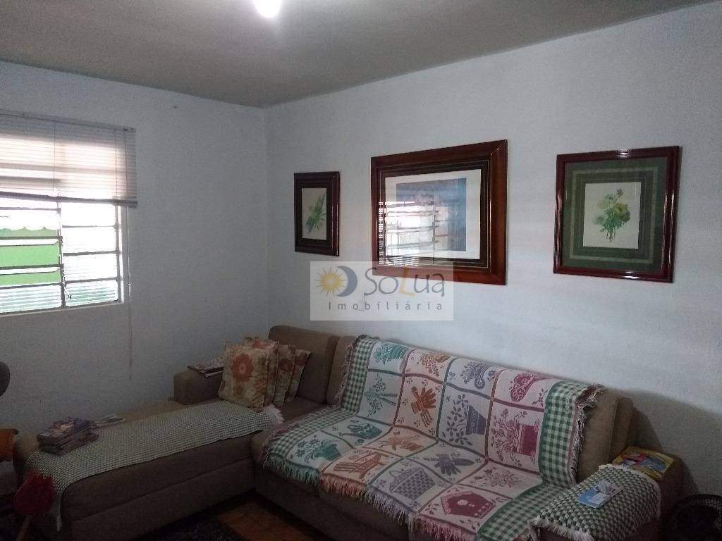 casa residencial à venda, conjunto habitacional padre anchieta, campinas. - ca0646