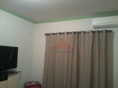 casa residencial à venda, conjunto residencial galo branco, são josé dos campos. - ca3395