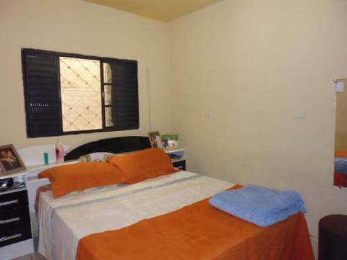 casa residencial à venda, conjunto residencial vitório cezarino, rio das pedras. - ca0535