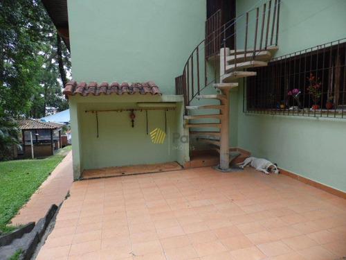 casa residencial à venda, cooperativa, são bernardo do campo. - ca0065