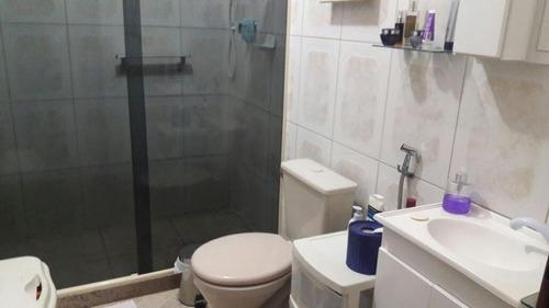 casa residencial à venda, cordeirinho (ponta negra), maricá - ca0054. - ca0054