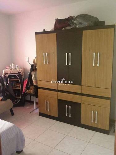 casa residencial à venda, cordeirinho (ponta negra), maricá. - ca2328