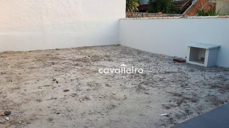 casa residencial à venda, cordeirinho (ponta negra), maricá. - ca2942