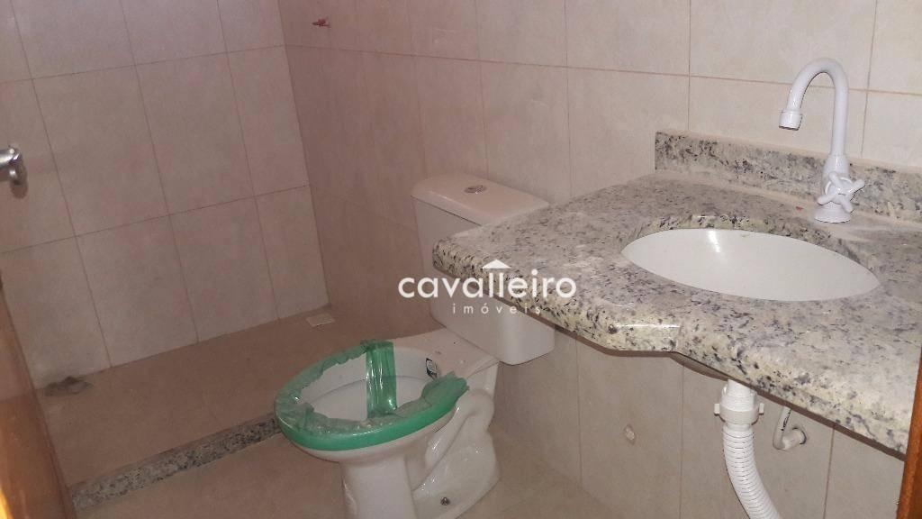 casa residencial à venda, cordeirinho (ponta negra), maricá. - ca3061
