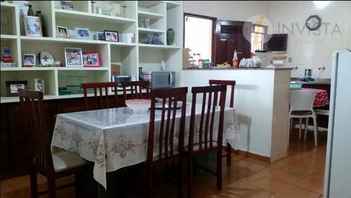 casa residencial à venda, cristo redentor, joão pessoa. - ca1335