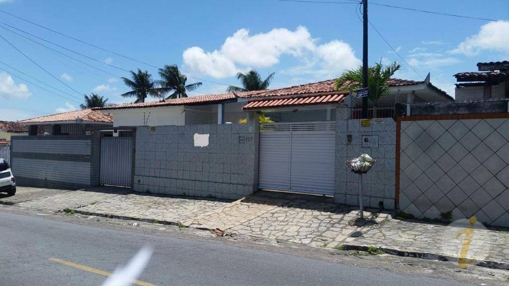 casa residencial à venda, cristo redentor, joão pessoa. - ca1375
