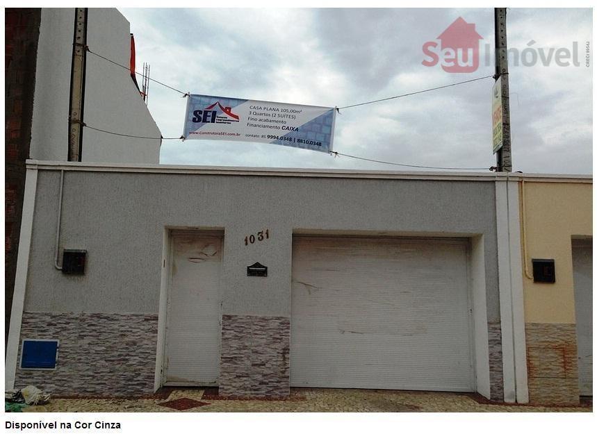 casa  residencial à venda, curió, fortaleza. - ca0030