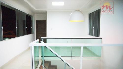 casa residencial à venda de auto padrão, universidade, macapá - ca0218. - ca0218