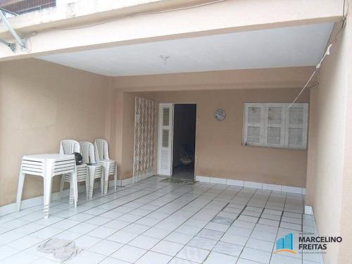 casa residencial à venda, democrito rocha, fortaleza - ca1267. - ca1267
