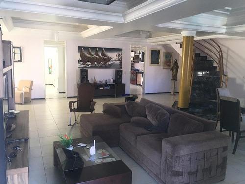 casa residencial à venda, dunas, fortaleza. - ca0720