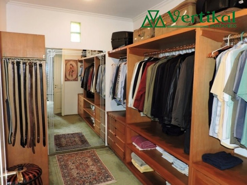 casa residencial venda e locacao, forest hills, granja viana - v-3081
