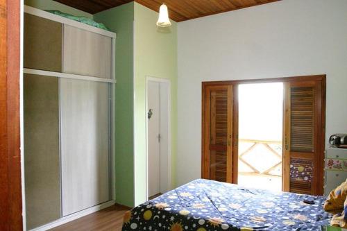 casa residencial à venda, ecovila clareando, piracaia. - ca0202
