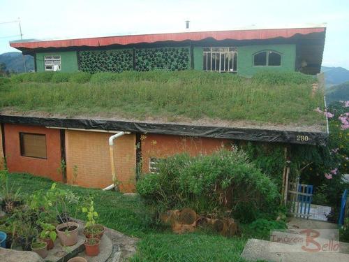 casa residencial à venda, ecovila clareando, piracaia. - ca0877