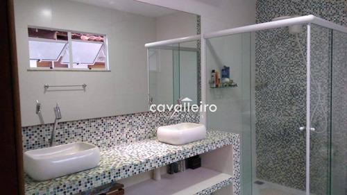 casa residencial à venda, em condomínio em maria paula - ca3092