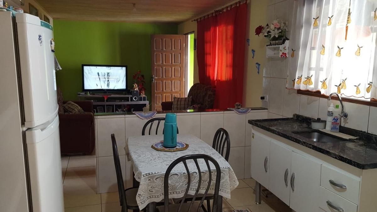 casa residencial à venda em juquitiba com 2 quartos