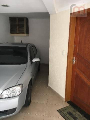 casa residencial à venda, embaré, santos. - codigo: ca0175 - ca0175