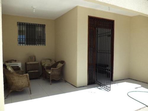 casa residencial à venda, engenheiro luciano cavalcante, fortaleza - ca0222. - ca0222