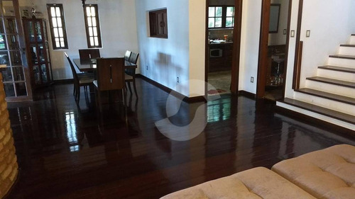 casa residencial à venda, engenho do mato, condomínio ubá floresta,niterói. - ca1266