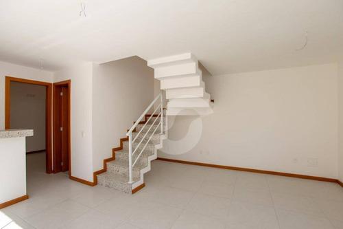 casa residencial à venda, engenho do mato, niterói. - ca0916