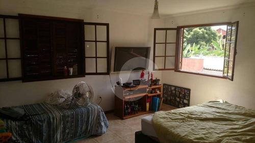 casa residencial à venda, engenho do mato, niterói. - ca0955