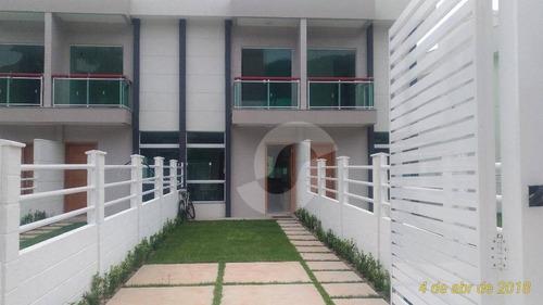 casa residencial à venda, engenho do mato, niterói. - ca1025