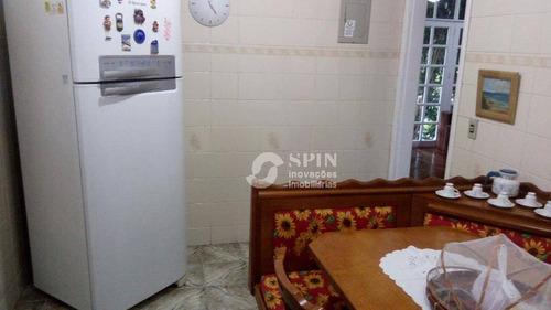 casa residencial à venda, engenhoca, niterói. - ca0027