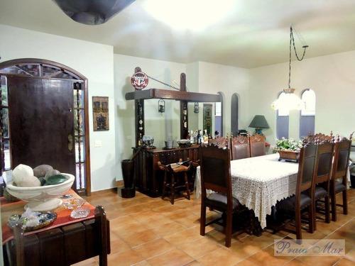 casa residencial à venda, enseada, guarujá. - ca0034
