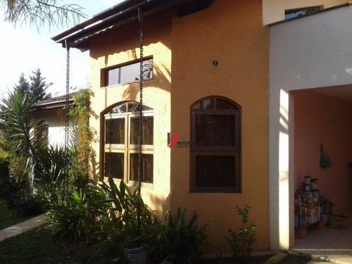 casa residencial à venda, esplanada do carmo, jarinu. - ca1520