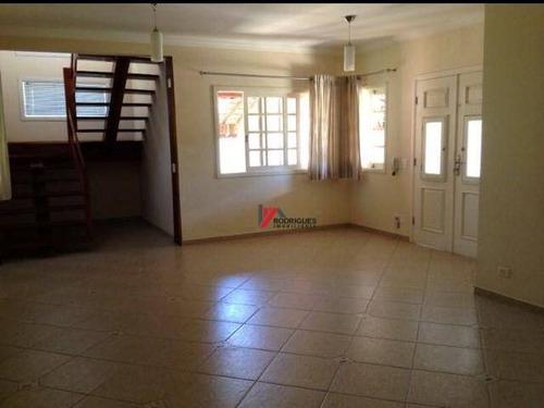 casa residencial à venda, esplanada do carmo, jarinu. - ca1523