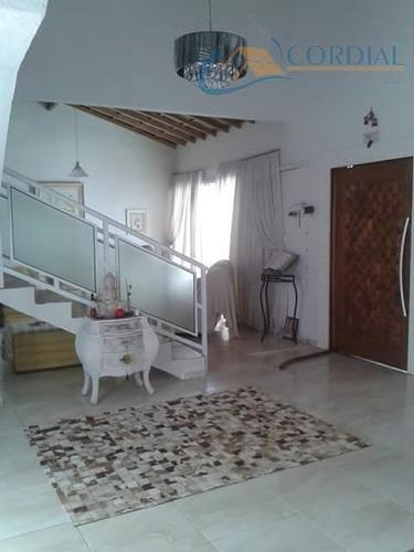 casa residencial à venda, estância balneária belmira novaes, peruíbe - codigo: ca0019 - ca0019