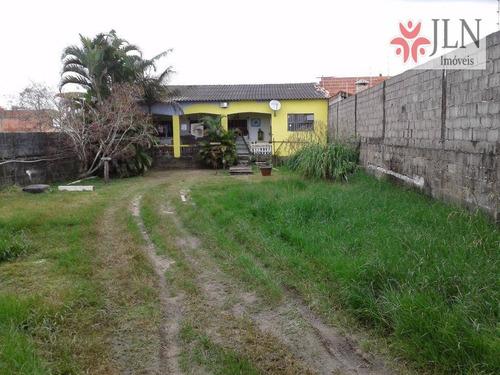 casa residencial à venda, estância balneária de itanhaém, itanhaém. - ca0192