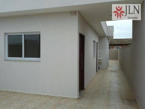 casa  residencial à venda, estância balneária tupy, itanhaém. - ca0221