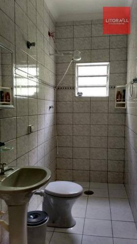 casa residencial à venda, estância balneária tupy, itanhaém. - ca0803