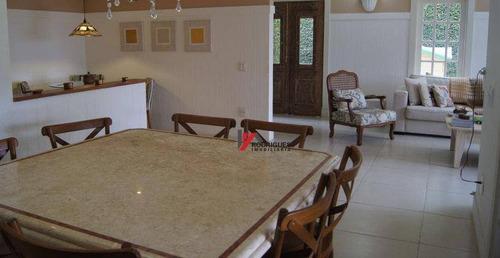casa residencial à venda, estância parque de atibaia, atibaia. - ca1451
